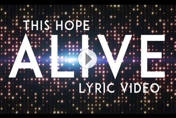 Alive – Lyric Video